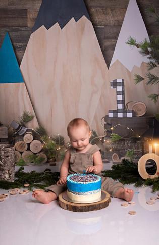 Cake Smash Fotoshooting