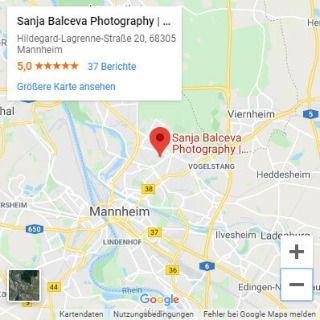 Finde Sanja Balceva Photography auf Google Maps