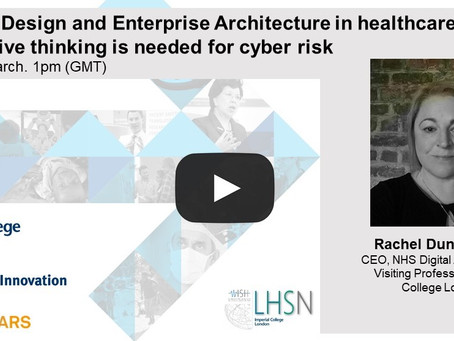 Systemic Design and Enterprise Architecture in healthcare