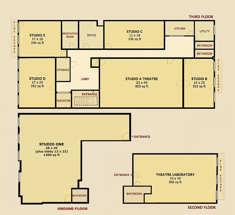 The Alchemical - 104 W 14 - floorplan co