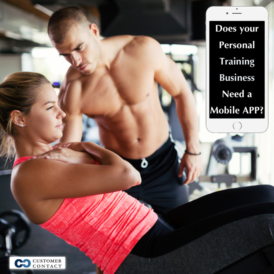 Does your personal training business need a mobile app?