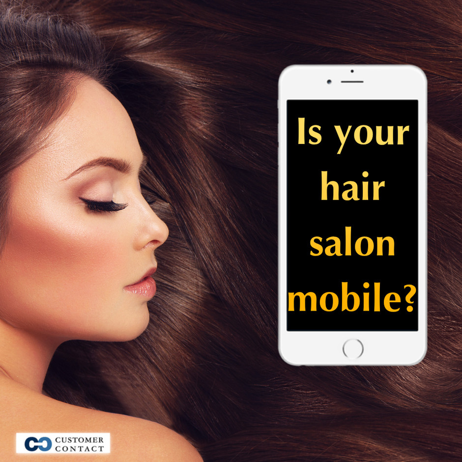Is your hair salon mobile?