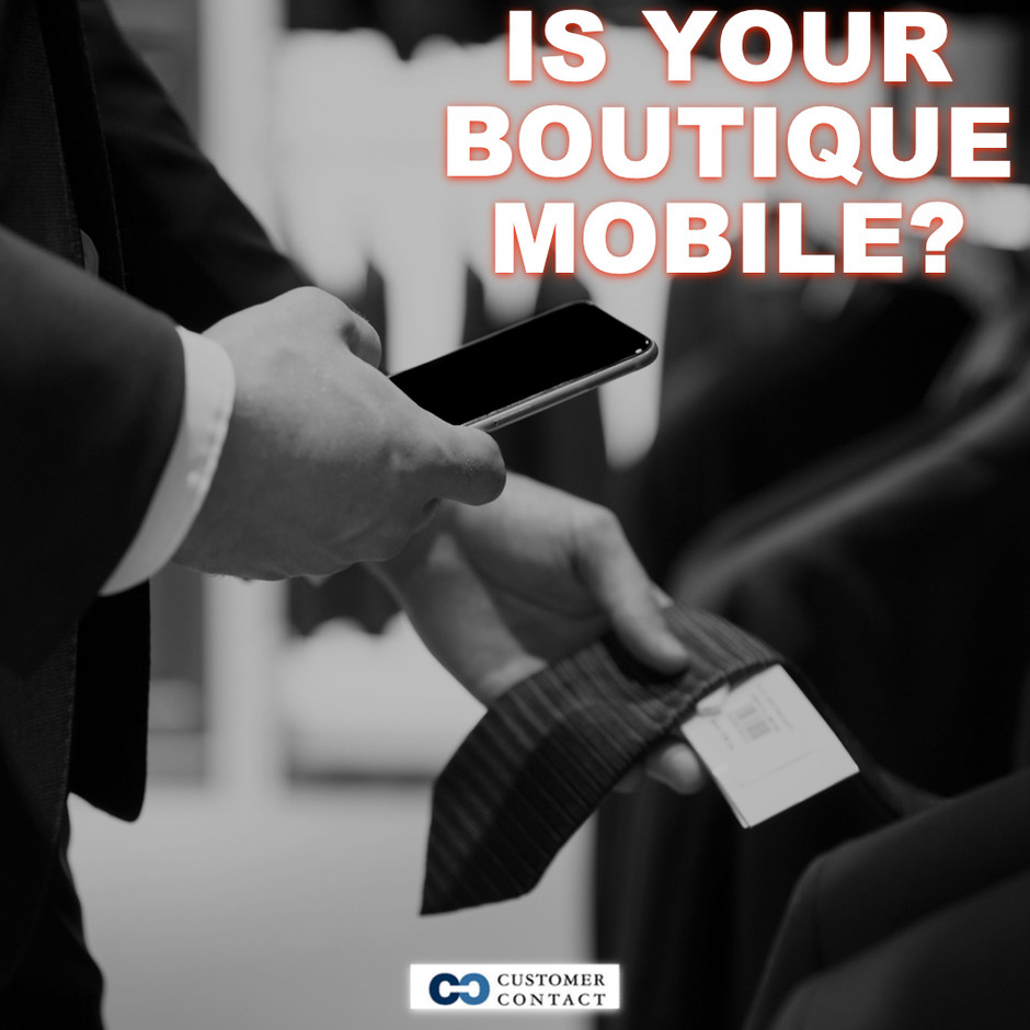 Is your boutique mobile?