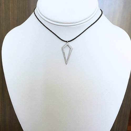 Open Arrow Choker