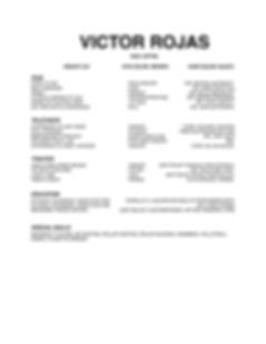 VICTOR ROJAS THEATRICAL RESUME  copy.jpg