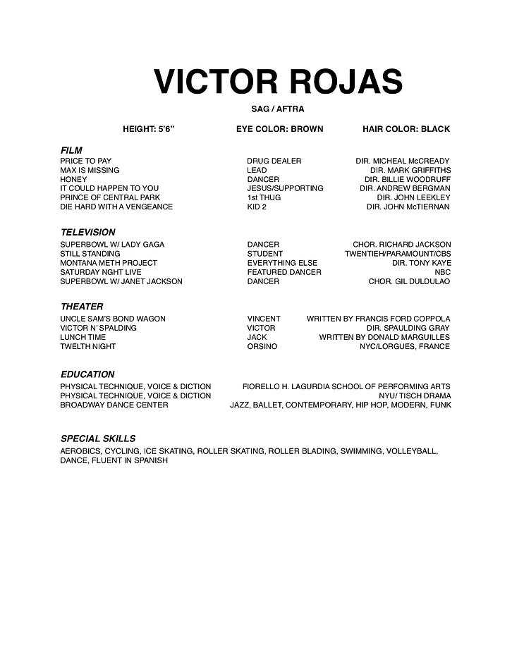 VICTOR ROJAS THEATRICAL RESUME  copy.jpg