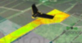 Dron ala fija