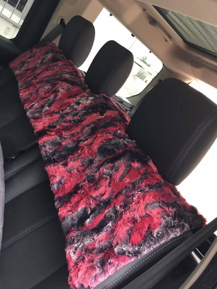 Nicole Range Rover