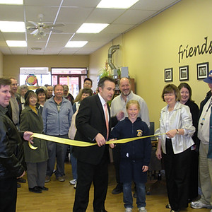 Front Street Grand Opening and Vigil