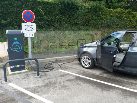 Feedback on the charging station in France