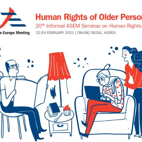 ASEM: Δικαιώματα των ατόμων μεγαλύτερης ηλικίας