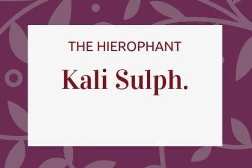 Kalium Sulphuricum