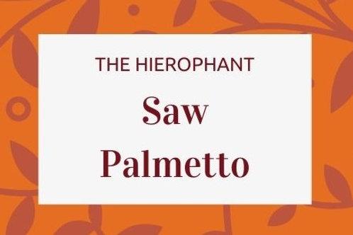 Saw Palmetto - Serenoa repens