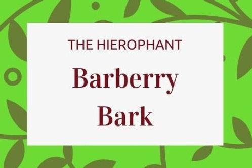 Barberry (Berberis vulgaris)