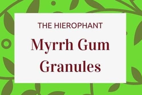 Myrrh Gum Granules