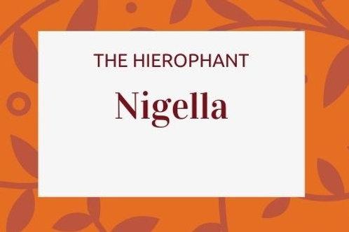 Nigella - Nigella sativa