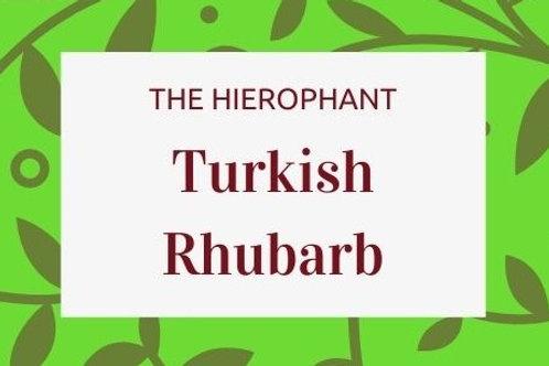 Turkish Rhubarb