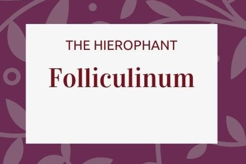 Folliculinum