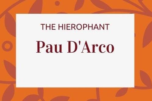 Pau D'Arco - Handroanthus serratifolius