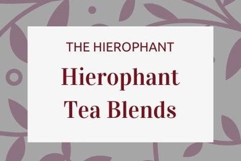 Hierophant Tea Blends