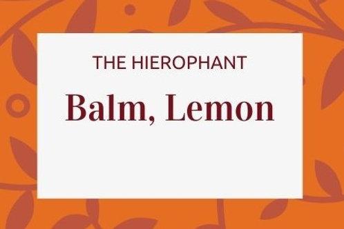 Balm (Lemon) - Melissa officinalis.