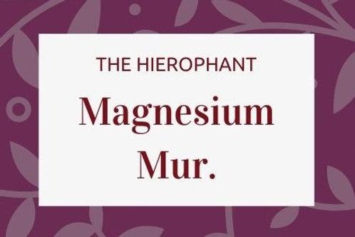 Magnesium Muriaticum