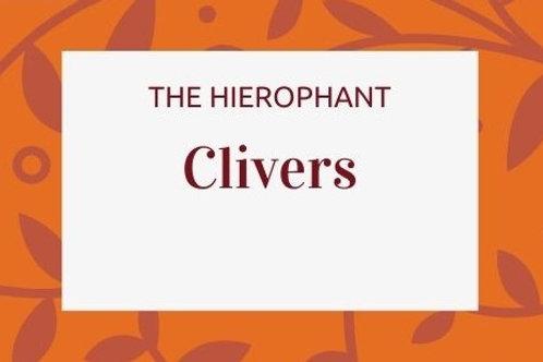 Clivers - Galium aparine