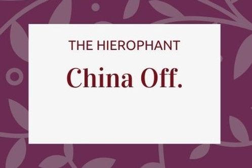 China Officinalis (Cinchona)
