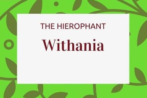 Withania (Ashwagandha)