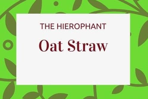 Oat Straw
