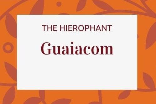 Guaiacom - Guaiacum officinale