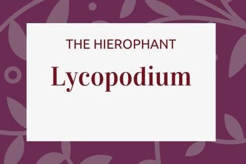 Lycopodium Clavatum
