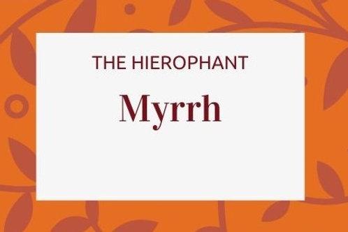 Myrrh - Commiphora