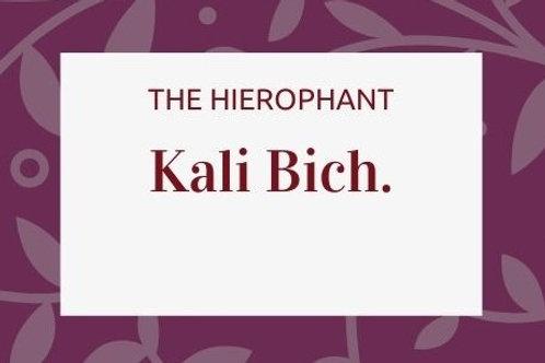 Kalium Bichromicum