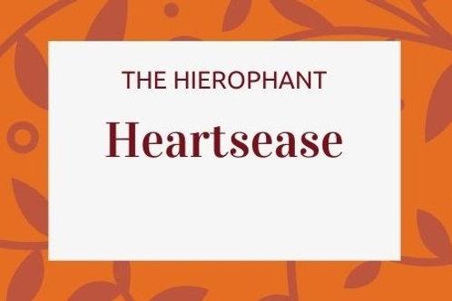 Heartsease - Viola tricolour