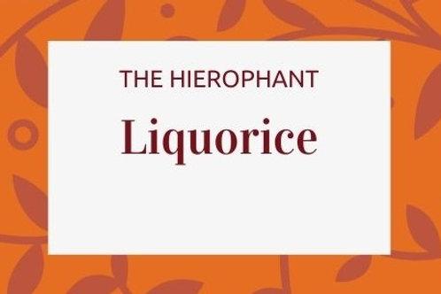 Liquorice - Glycyrrhiza glabra