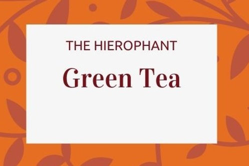 Green Tea - Camellia sinensis