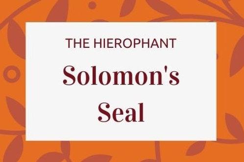 Solomon's Seal - Polygonatum biflorum