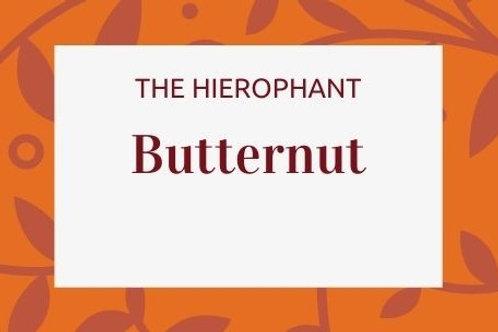 Butternut - Juglans Cinera