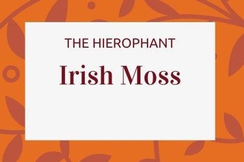 Irish Moss - Chondrus crispus
