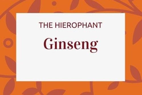 Ginseng (American, Korean, Siberian)