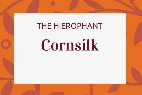 Cornsilk - Zea mays