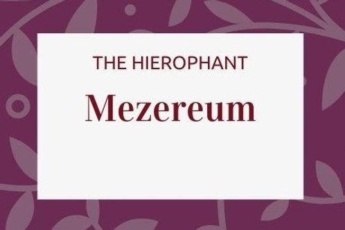 Mezereum