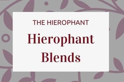 Hierophant Blends