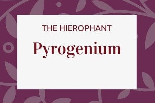 Pyrogenium