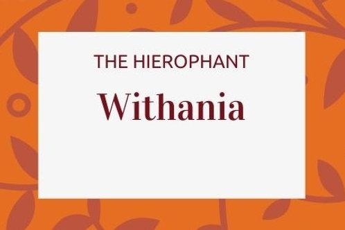 Withania - Withania somnifera (Aswagandha)