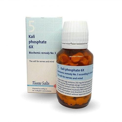 Number 5 - Kali Phosphate 6X