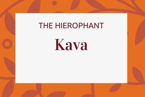 Kava - Piper methysticum