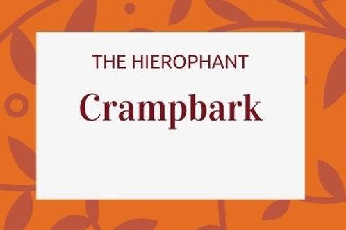Crampbark - Viburnum opulus