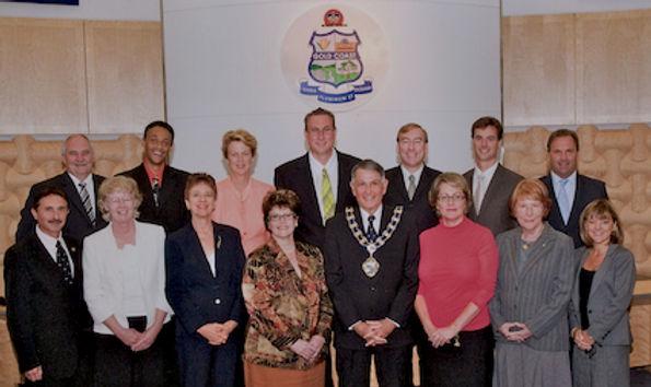 Gold Coast City Council 2008-2012, Grant Pforr Councillor Division 3